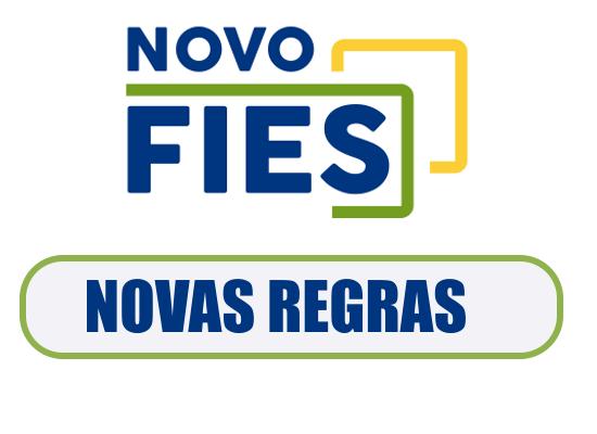 Novas Regras FIES 2020